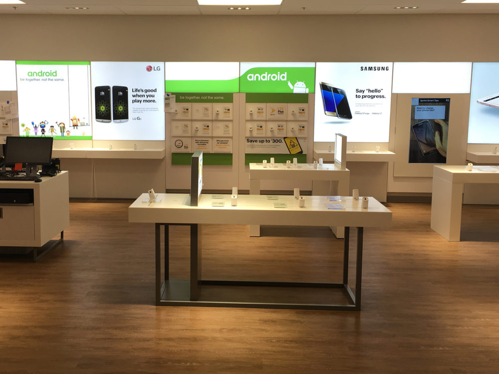 Sprint in Fort Worth, TX